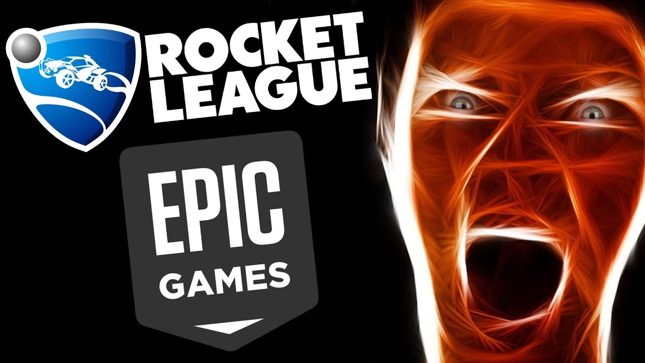 Why Rocket League Fans Hate Epic Games - YouTube