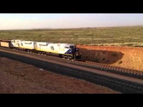 New FMG Iron Ore Train