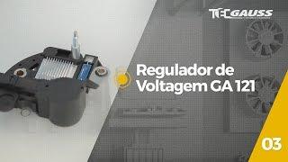 Video #TecGauss 03 - Regulador de Voltagem GA 121 download MP3, 3GP, MP4, WEBM, AVI, FLV April 2018