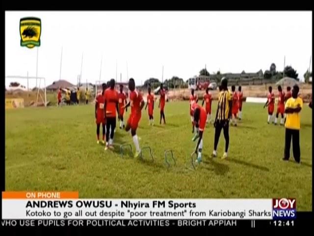 Joy Sports Today (14-12-18)