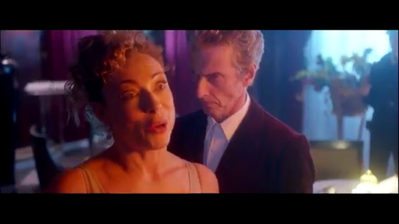 The Husbands of River Song: Official TV Trailer - Doctor Who ...