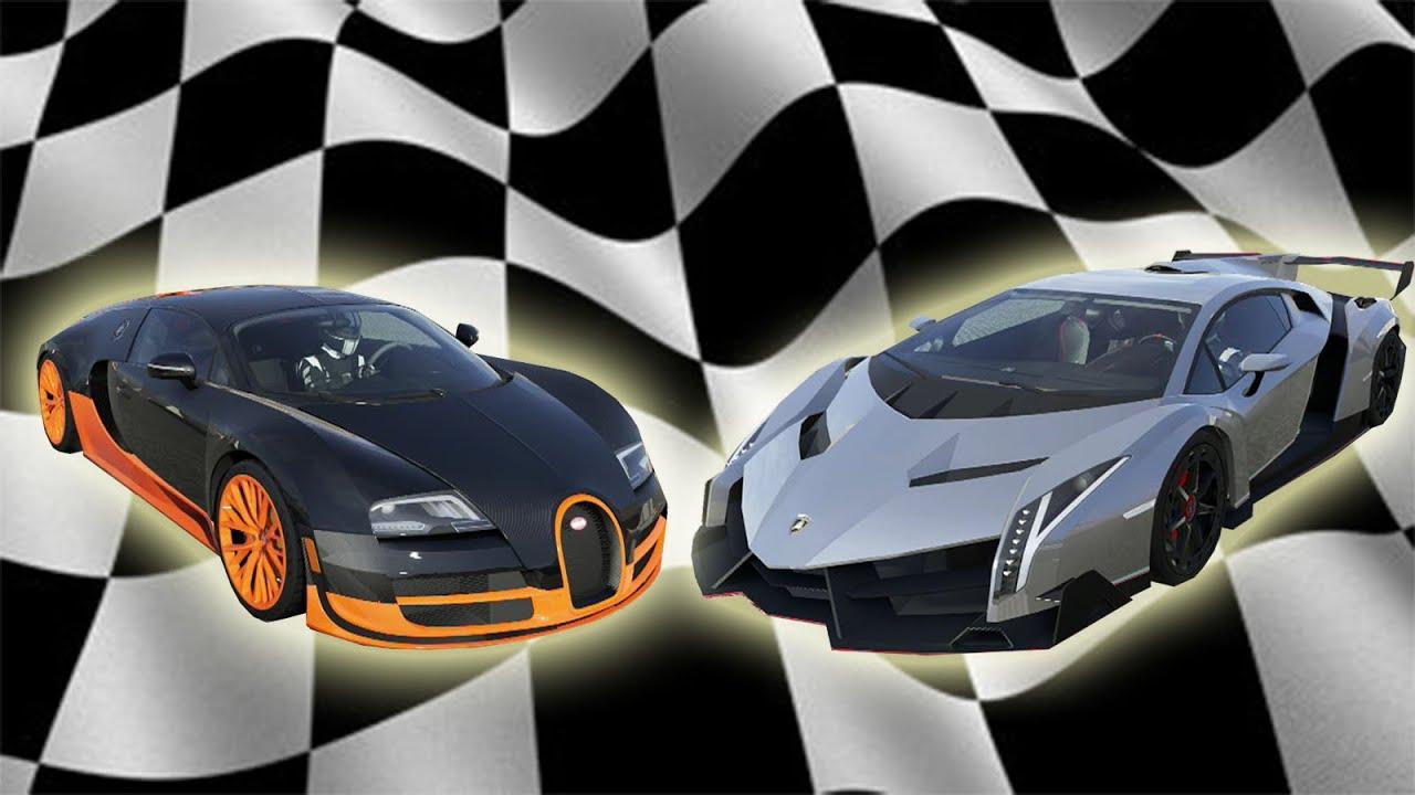 All Cars Symbols Wallpaper Bugatti Veyron Super Sport Vs Lamborghini Veneno Youtube