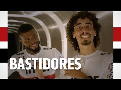 BASTIDORES: SÃO PAULO 3X1 RED BULL   SPFCTV