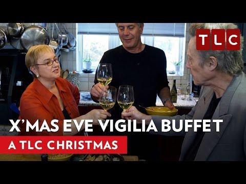 Christmas Eve Vigilia Buffet  A TLC Christmas 2016