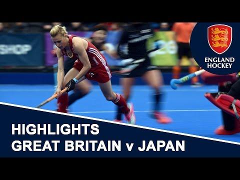 2015 Investec Private Banking International: Great Britain v Japan - Highlights