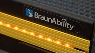 BraunAbility Q-Series Inboard Lift – Designed for Function and Beauty