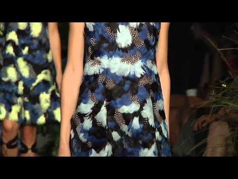 Erdem Fashion Show London Spring Summer 2015