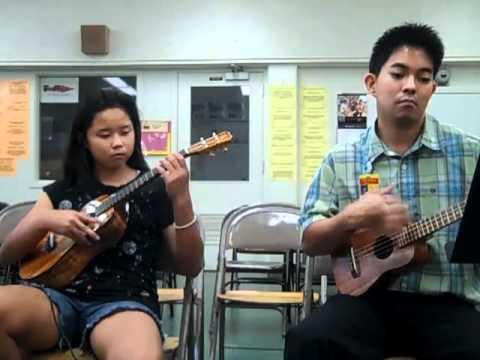 Hula Girl Theme Song