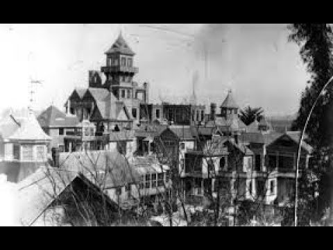 The Bizarre Tale of the Winchester Mystery House