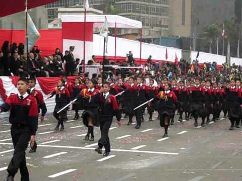 Desfile De Campo De Marte 2010 I E N 186 1137 Antonio