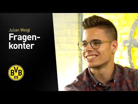 BVB-Fragenkonter mit Julian Weigl