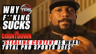 Why TPS F**king Sucks | DeQwan Young Leaves Total Pro Sports