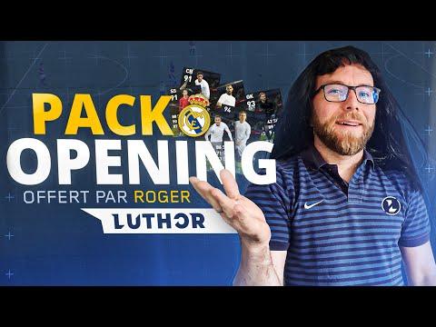 Pack Opening légendaire offert par Roger!!