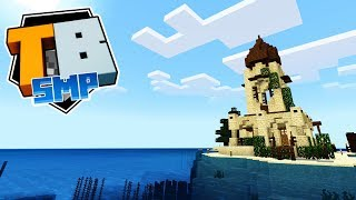 Truly Bedrock - Episode 2 - Enchant The Tower - Minecraft SMP