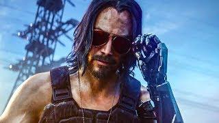 CYBERPUK 2077 - Official E3 2019 Trailer