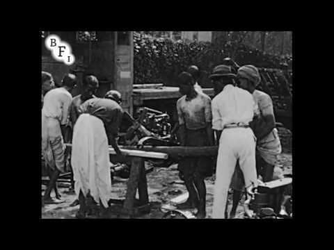 Car Assembly, Calcutta (1926)