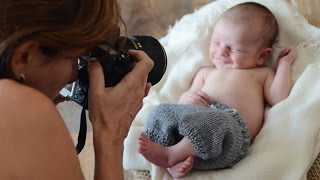 Dicas de poses para fotografia newborn