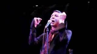 Marc Almond - Dream Lover (barcelona 14-3-08)