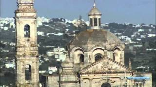 Италия Апулия от Мольфетты до Бари. Italy Puglia From Molfetta To Bari