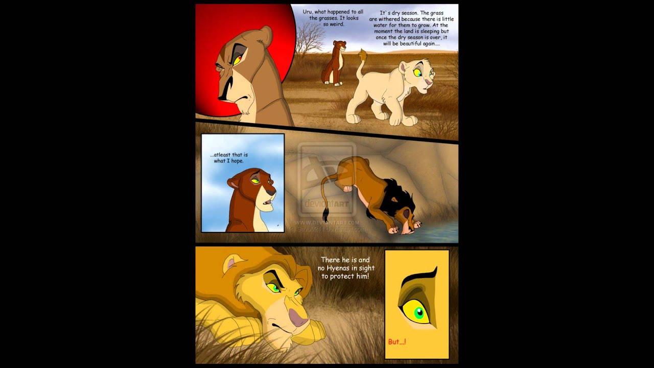 König Der Löwen Story