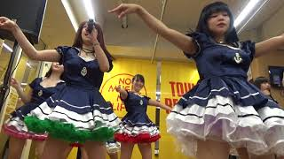 2018.6.29フルーティータワーレコード『front liner/earth step』ミニラ...
