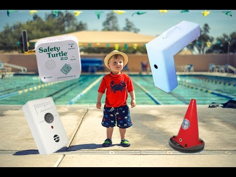 Best Pool Alarms And Pool Gate Alarms Of 2017 With Reviews