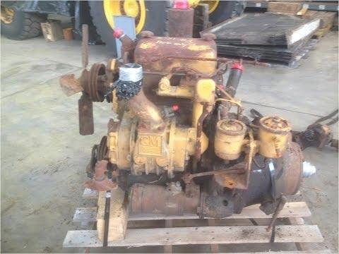 HD5G 2-71 Detroit Diesel Fuel System Repairs