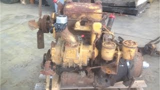 HD5G 2-71 Detroit Diesel Fuel System Repairs