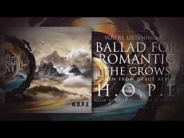 Ballad For Romantic - The Crows (lyrics video)