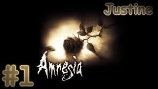 Amnesia Justine #1 - УПОРОТЫЕ ФРАНЦУЗЫ