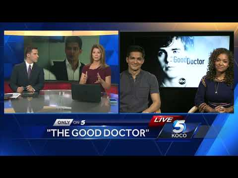 "Actors from ABC's ""The Good Doctor"" talk to KOCO"