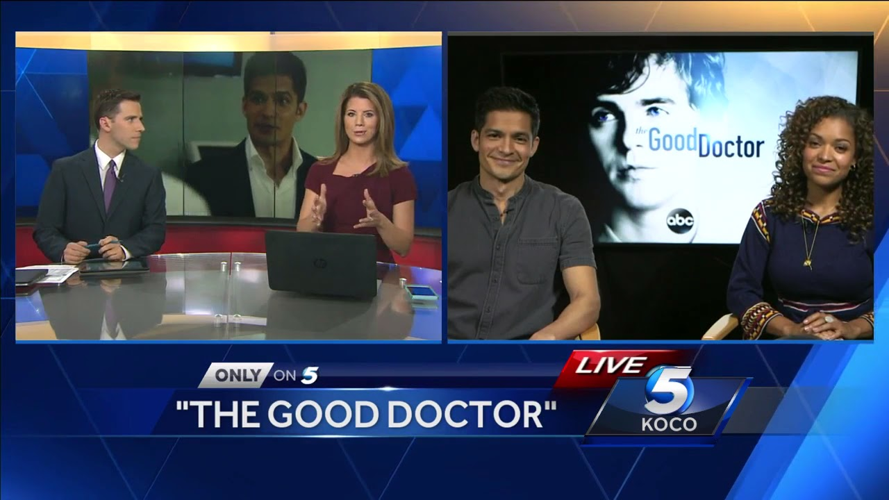 """Download Actors from ABC's """"The Good Doctor"""" talk to KOCO"""