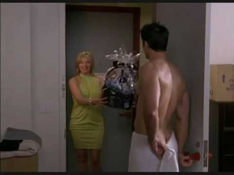 Victor Webster in Sex and The City
