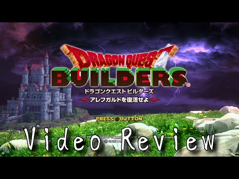 Review: Dragon Quest Builders/ドラゴンクエストビルダーズ - More Than Just A Minecraft Clone?