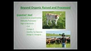 The Beyond Organic Beef Difference