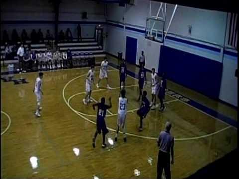 Srdjan Petrovic Sophomore Season - Houston Academy - Dothan, AL