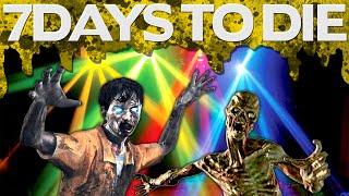 Zombie Clubbing ★ 7 Days To Die (3)