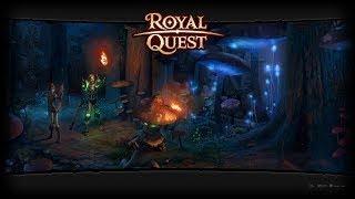 Royal Quest ► Усыпалка! Элька! И приятный бонус!