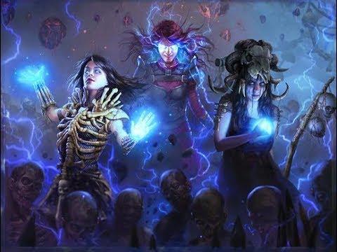 Path of Exile (Шаг 002) Для новичков Классы восхождения