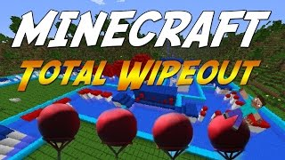 TOTAL WIPEOUT - MINECRAFT