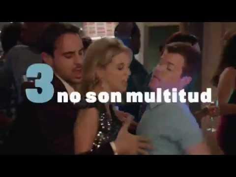 Threesome, estreno 14 septiembre en Cosmpolitan Televisión