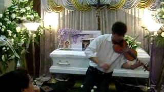 papas burial