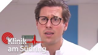 Lebensgefahr! Sein Darm ist verdreht! | #FreddyFreitag | Klinik am Südring | SAT.1 TV