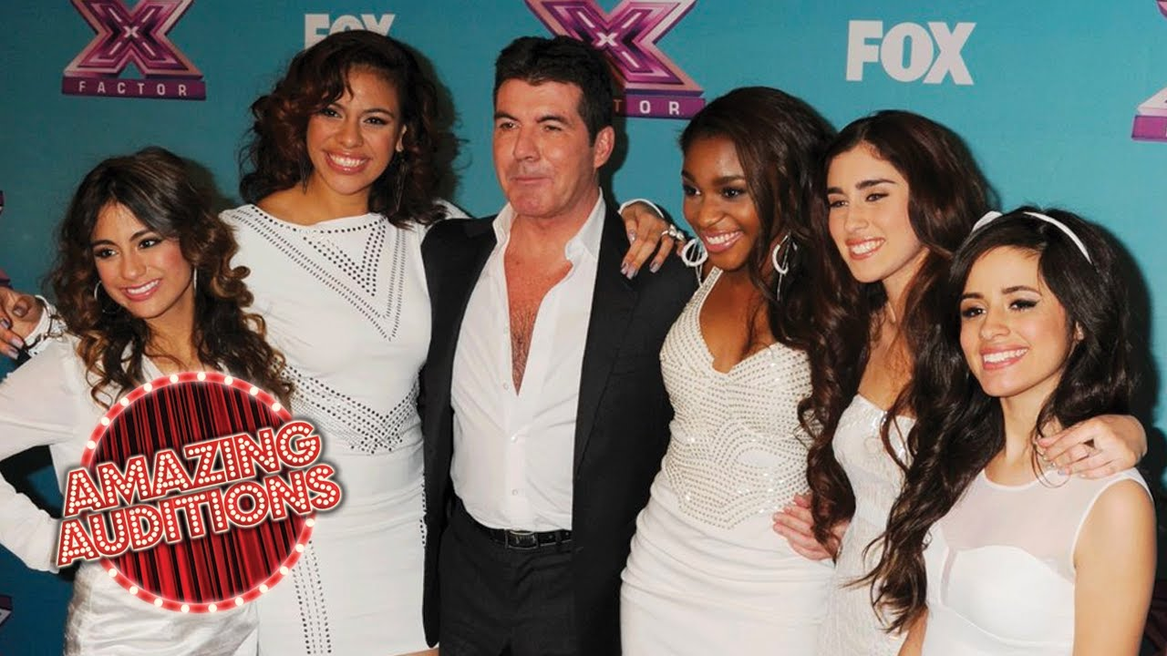 5th Harmony's X Factor USA Journey | Amazing Auditions