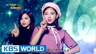 [2.85 MB] TWICE (트와이스) - 1 TO 10 [Music Bank COMEBACK / 2016.10.28]