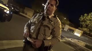 LVMPD Leadership Harassing a Police Accountability Activist
