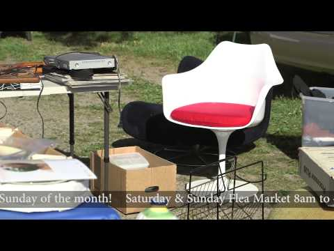 The Great American Garage Sale | Antique World WNY