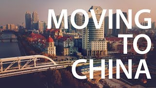 MOVING TO CHINA // LEAVING LONDON
