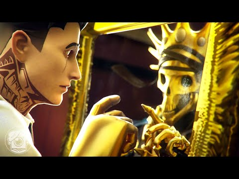 MIDAS'S SECRET: THE GOLDEN KING *SEASON 2* (A Fortnite Short FIlm)