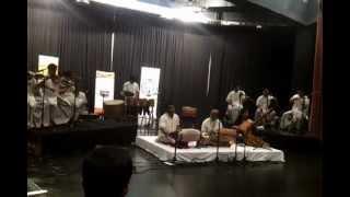 Traditional Indian music night - Hong Kong University Feb 2013